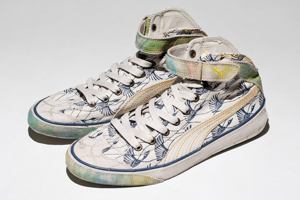 sneakers for cheap e7271 cc83c Kehinde Wiley x Puma 917 Mid Mame   HYPEBEAST