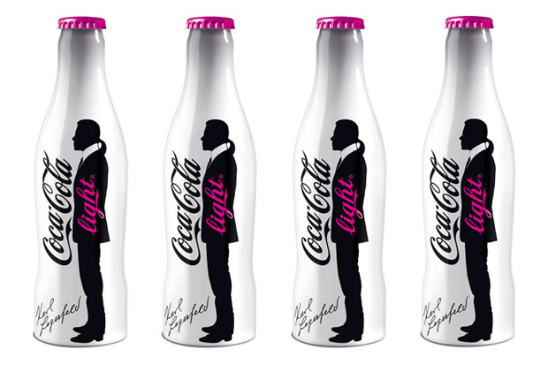 Karl Lagerfeld Coca-Cola Light Bottle | HYPEBEAST