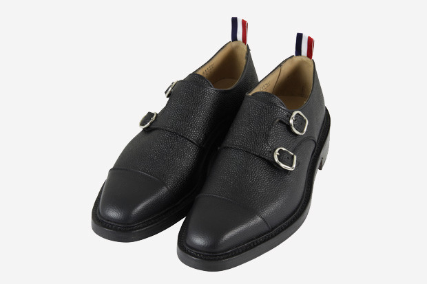 ddd727c0b5b6 Thom Browne 2010 Spring Summer Collection Monkstrap Shoes