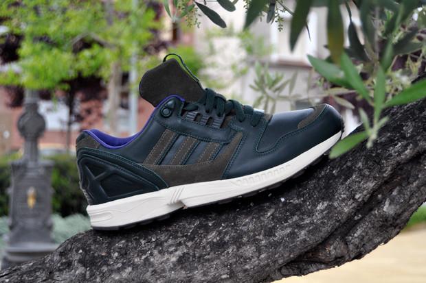 1627c3a6a adidas Green Olive ZX 8000