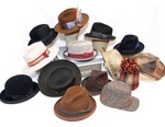 Albertus Swanepoel x Stetson 2010 Fall Collection