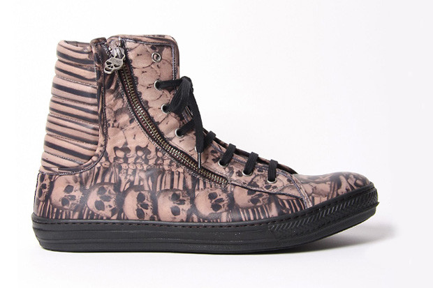 bd1006c72b4b31 Alexander McQueen 2010 Fall/Winter Sneakers