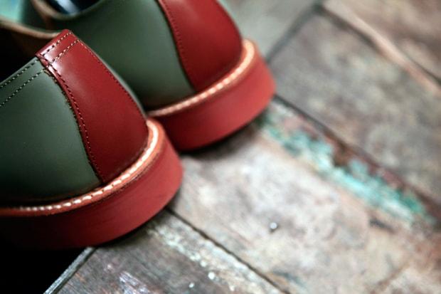 Regal Two-Tone Saddle Shoe   HYPEBEAST