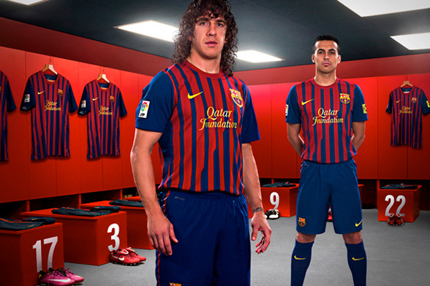 separation shoes 0ae65 bae26 FC Barcelona 2011-2012 Jersey | HYPEBEAST