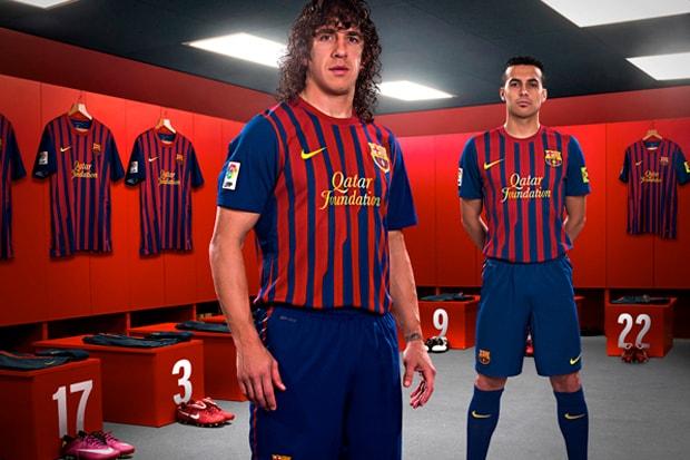7946e2369cc FC Barcelona 2011-2012 Jersey | HYPEBEAST