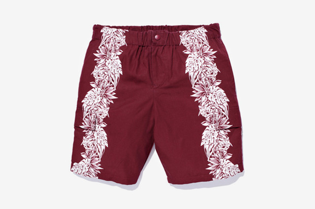 af4e193d70f SWAGGER Cross Aloha Shorts
