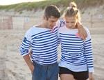 André x Saint James Striped Shirt