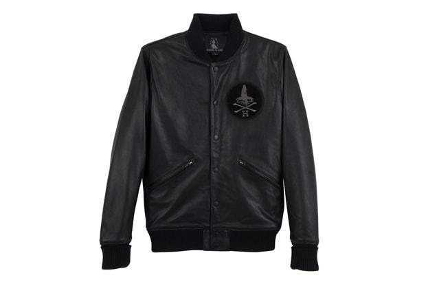 33c451e44 BLACK SENSE MARKET x Hysteric Glamour Leather Jacket