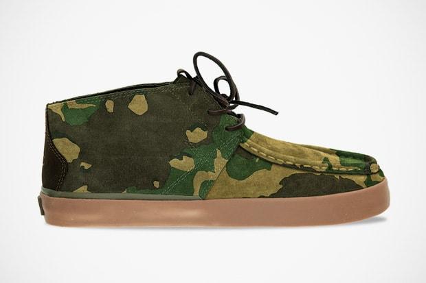 78733f34f02be C-Law x Addict 2011 Fall Winter Camo Footwear