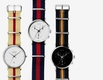 Georg Jensen NATO Watch Straps for Koppel 317 & 318