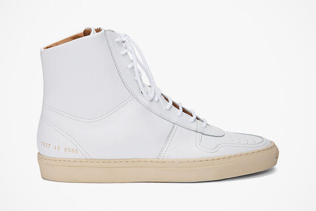 7068f977c2d0 Common Projects Vintage Basketball Sneakers. It s rare that Common Projects  gets particularly innovative in their designs