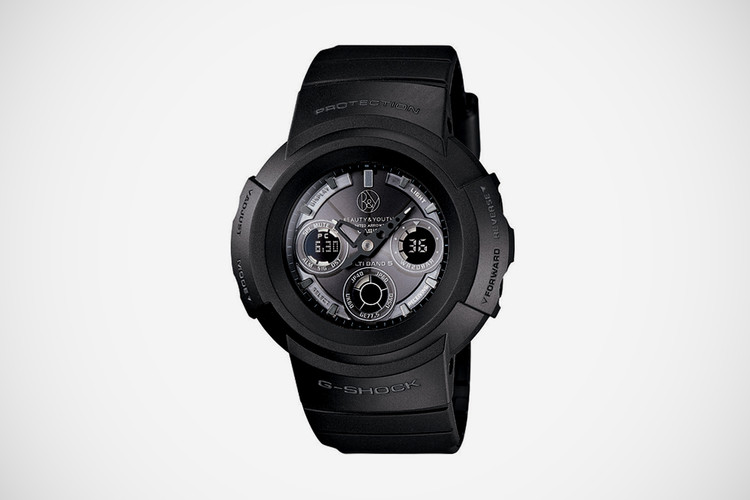 80026002dfb1 Beauty & Youth x Casio G-Shock AWG500