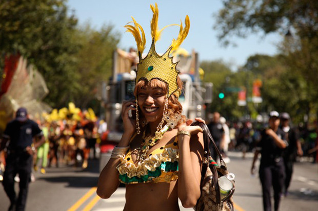 West Indian Day Parade! | Carribean carnival costumes ... |West Indian Carnival Queen