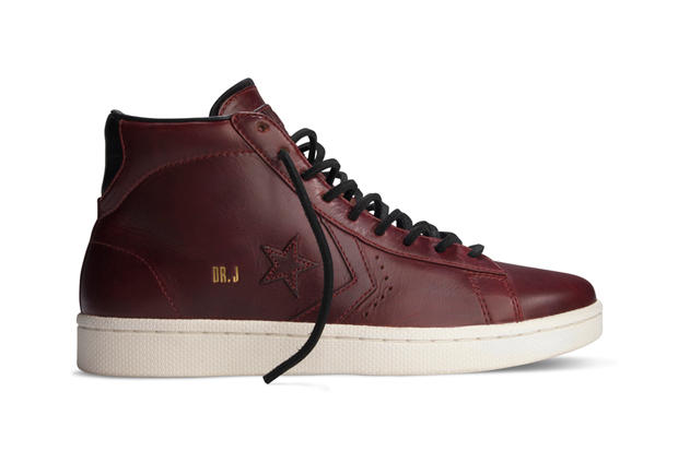 eeec593a288d Converse announces the launch of its First String Standards Dr. J Pro  Leather shoes featuring