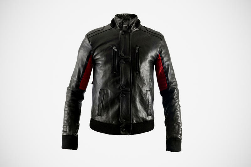 8557b09a0 Kid Cudi Leather x Surface To Air Jacket Collection