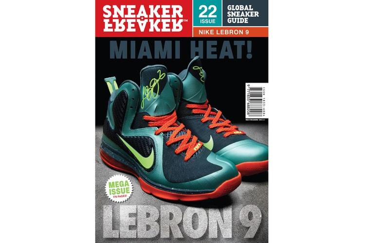 wholesale dealer e2eec 9c7ff Sneaker Freaker Issue 22