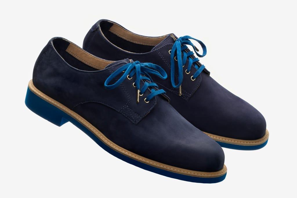 Theophilus London x Cole Haan Blue