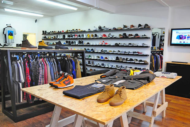 info for 49657 cfa2a UK-based retailer Urban Industry s fourth and largest store to date is  within the city of