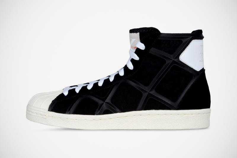 c3d97e28b68c Y-3 YY Yohji Star. The shelltoe and white rubber outsole has become such an  essential feature of the adidas Superstar.