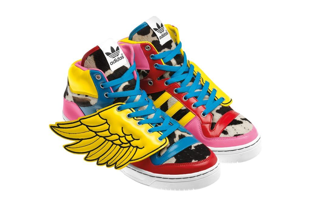 2NE1 x Jeremy Scott x adidas Originals