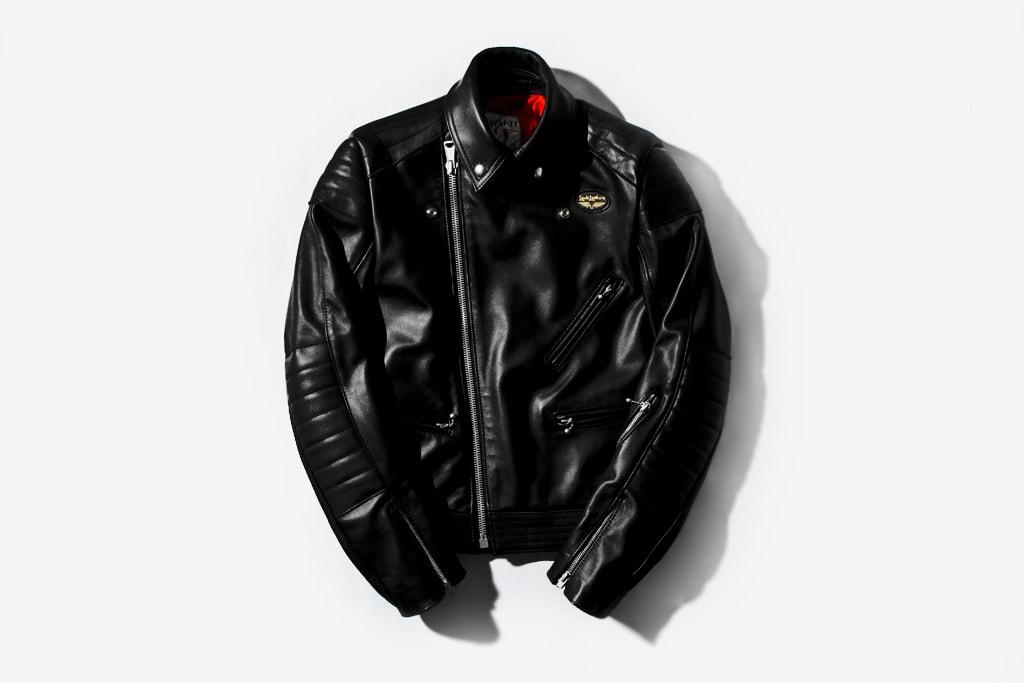 Lewis Leathers のレザージャケットの画像