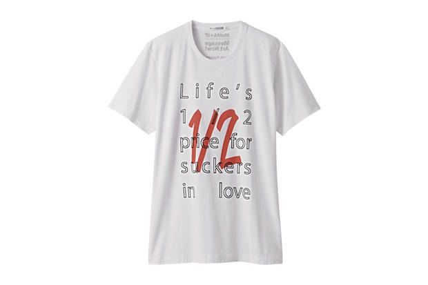 """adc5cf861 Collection. The Museum of Modern Art (MoMA) in collaboration with UNIQLO  launch the """"Message Art Now!"""" limited"""