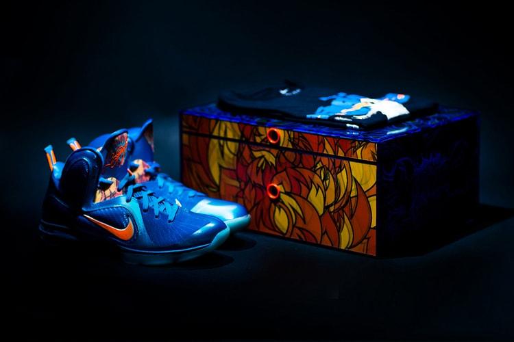 low priced 3aedb 08988 Nike LeBron 9 China Edition