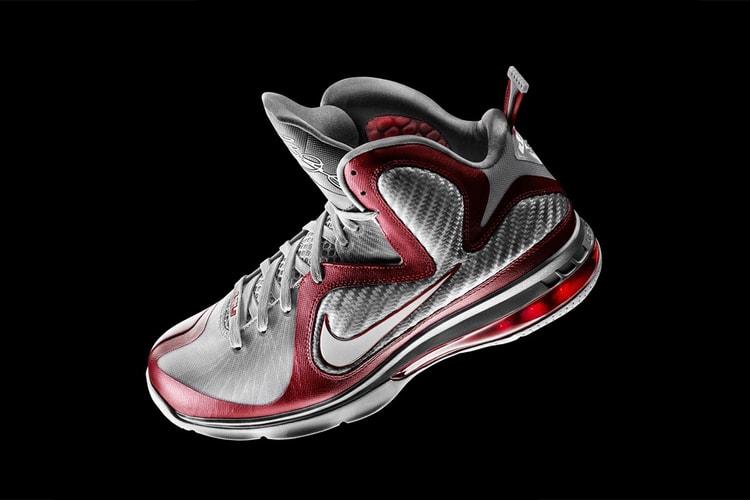 on sale e2451 7740c Nike LeBron 9