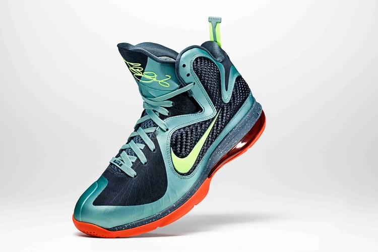 competitive price cc7ba 3ae67 Nike LeBron 9