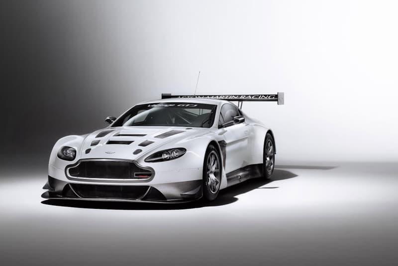 Aston Martin V12 Vantage Gt3 Hypebeast