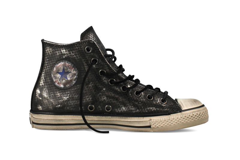 228f4766a0 Converse John Varvatos Snakeskin Leather Chuck Taylor All Star ...
