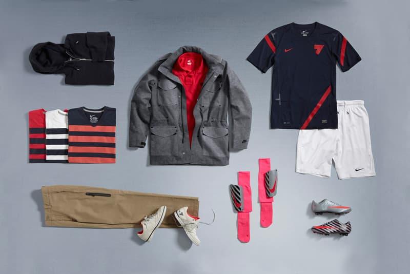 9a14aa5788e Cristiano Ronaldo x Nike CR7 Collection