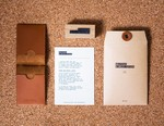 Jules Cairon x coltesse Handmade Barenia Leather Card Case