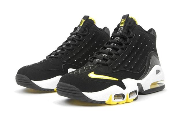 0bf5ff4adb Nike Air Griffey Max II Black/White-Tour Yellow