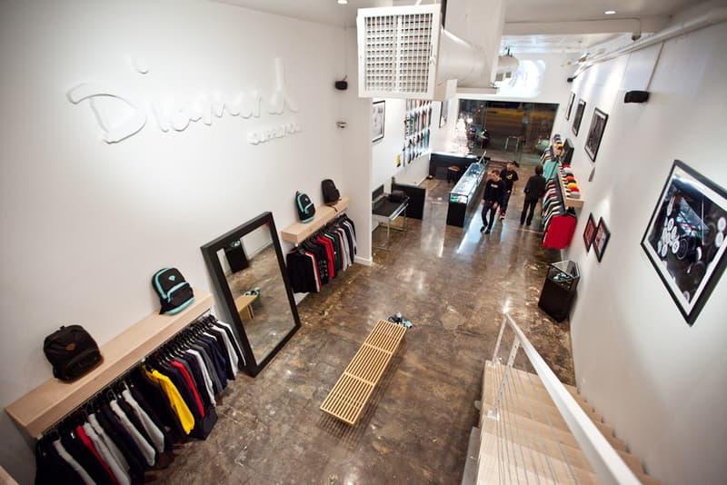 Diamond Supply Co. Fairfax Store Reopening | HYPEBEAST - photo#2