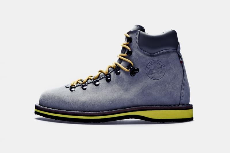 9d1b3475e1a Diemme Roccia Vet Boot Grey/Yellow   HYPEBEAST
