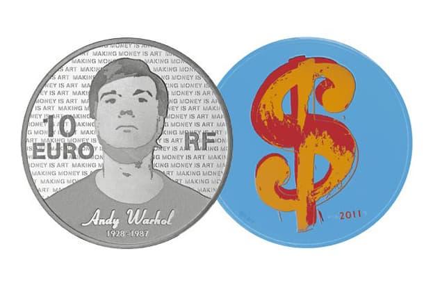 Monnaie de Paris x Andy Warhol