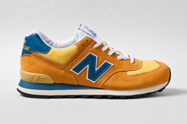 New Balance announces a new colorway of its classic 574 silhouette set to  be released next year. 2bde6024b6