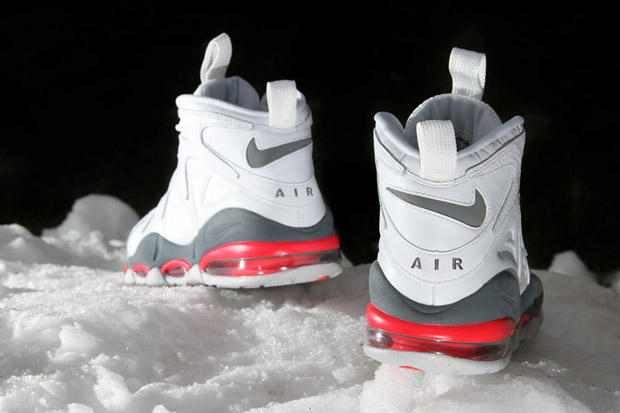 sports shoes 6d5ff 15548 Nike Air Max CB34 Neutral Grey Solar Red. Nike tends to make the holiday  season difficult for the average sneakerhead with a constant string. 1 of  2. 2 of 2