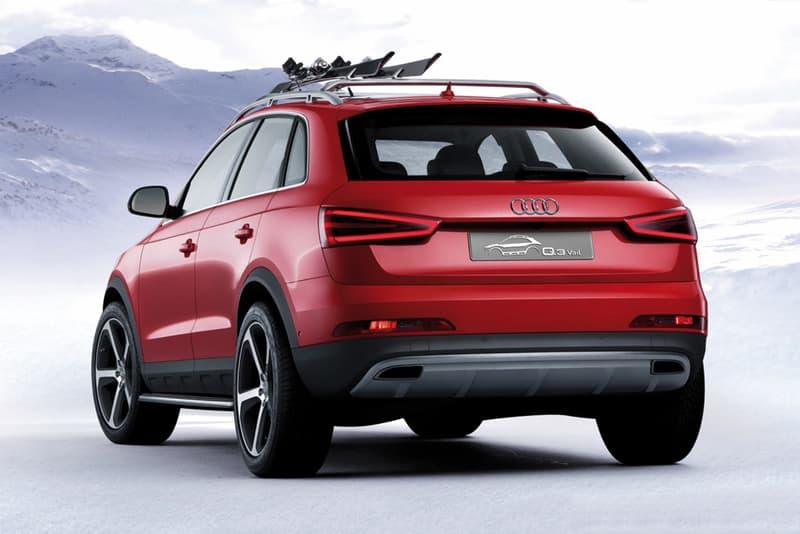 Audi Q3 Vail Concept Hypebeast