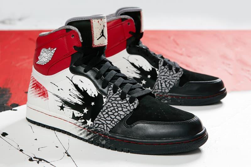 buy popular 53702 b5bcd Dave White x Air Jordan 1 Retro 2012 Spring Announcement