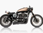 Deus Bald Terrior 1200 Motorcycle