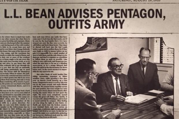 L L Bean X Wenger 100th Anniversary Evowood Swiss Army
