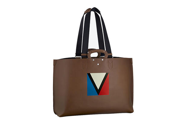70234071fb Louis Vuitton 2012 Spring Vachetta Leather Tote Bag