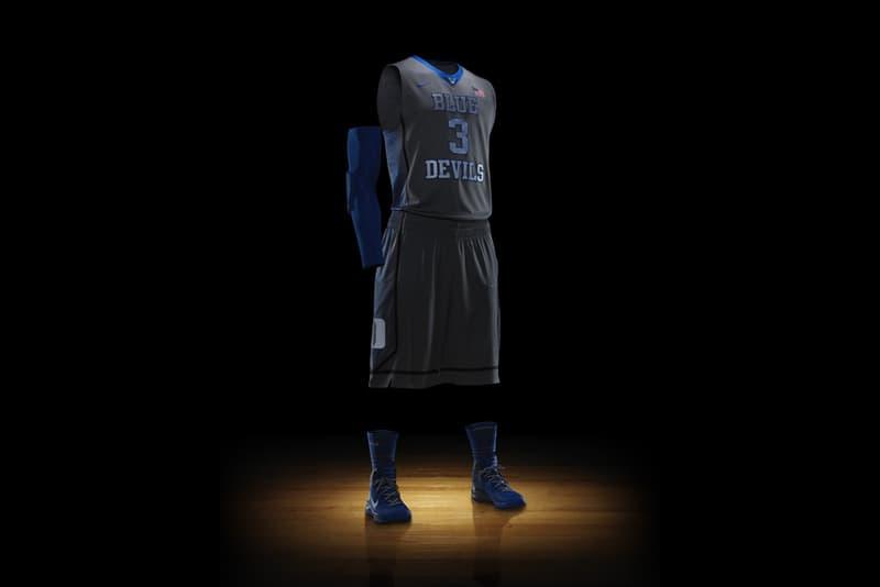 Nike Hyper Elite Platinum NCAA Uniforms | HYPEBEAST