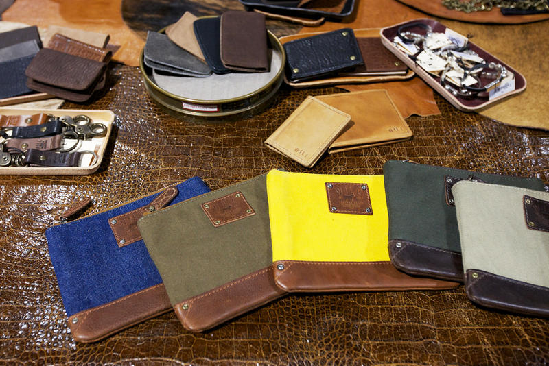 AGENDA: Will Leather Goods 2012 Fall/Winter Collection