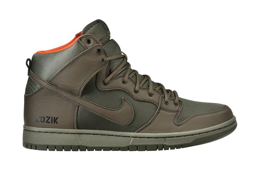 Frank Kozik x Nike SB Dunk High \