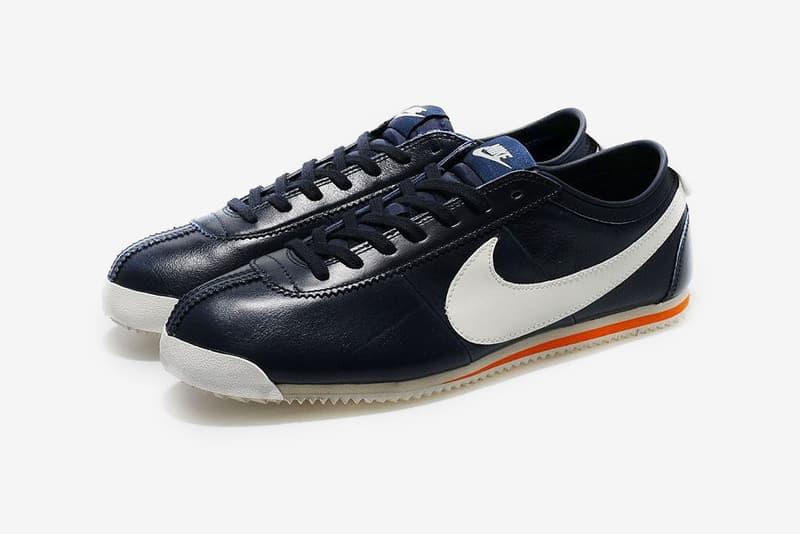 Nike Sportswear 2012 Spring Cortez Classic OG Leather Navy  1e9da95fe1