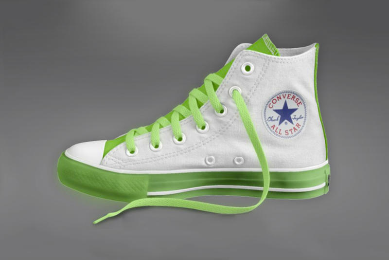 72bc999a4b7 Always looking for ways to update the timeless Chuck Taylor All-Star