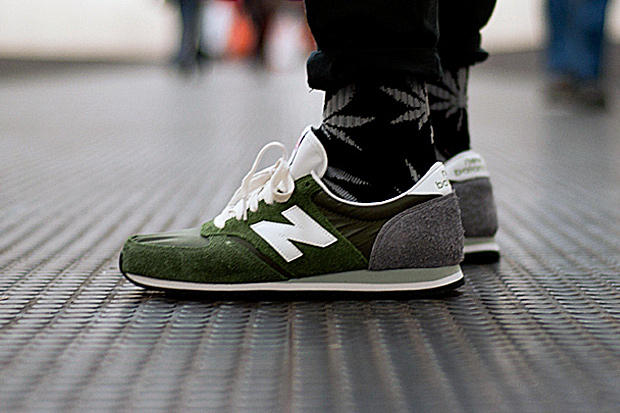 size 40 pretty cheap classic fit New Balance Made in England U420UO